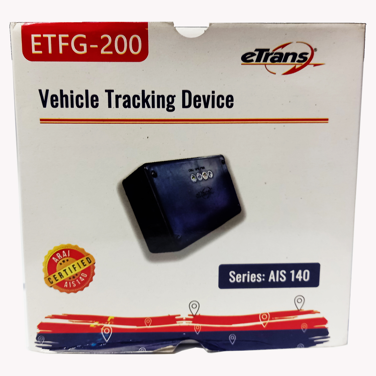 AIS 140 Vehicle tracking Device